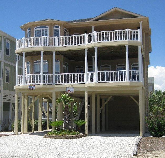 187 East First Street - East First Street 187 - Three Gulls - Ocean Isle Beach - rentals