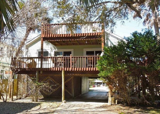 Exterior - * The C- Perfect Family Beach House - Folly Beach - rentals