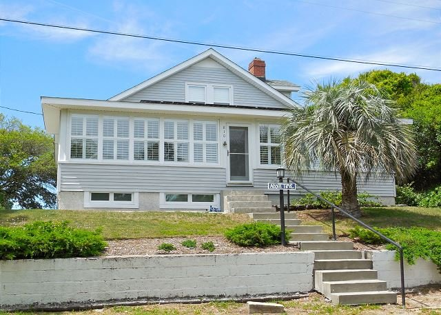 About Time - About Time - Private Dock and One Block from Beach - Folly Beach - rentals