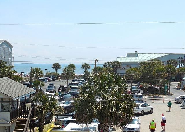 View - Beachwalk Villas 23 - Ocean View Condo, Close to Shops - Folly Beach - rentals