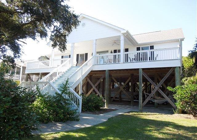 Casa Blanca - Casa Blanca - Large Backyard and Open Floorplan - Folly Beach - rentals
