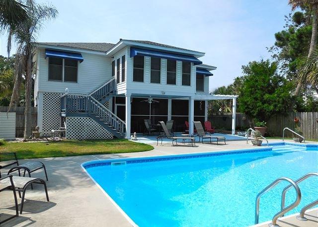 Fa La La - Fa La La - Newly Renovated Home with Vintage Vibe - Folly Beach - rentals