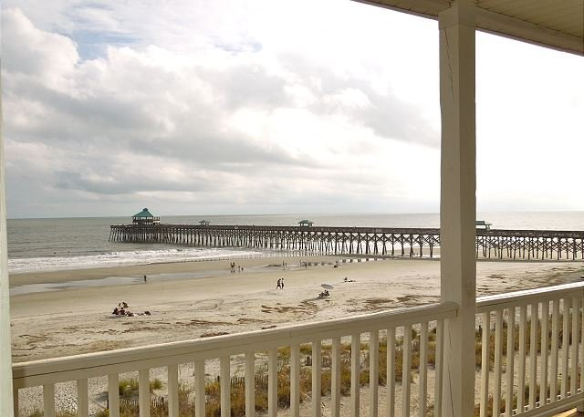 Ocean View - Folly Beach Suites 3C - Steps from the Beach and Folly Attractions - Folly Beach - rentals