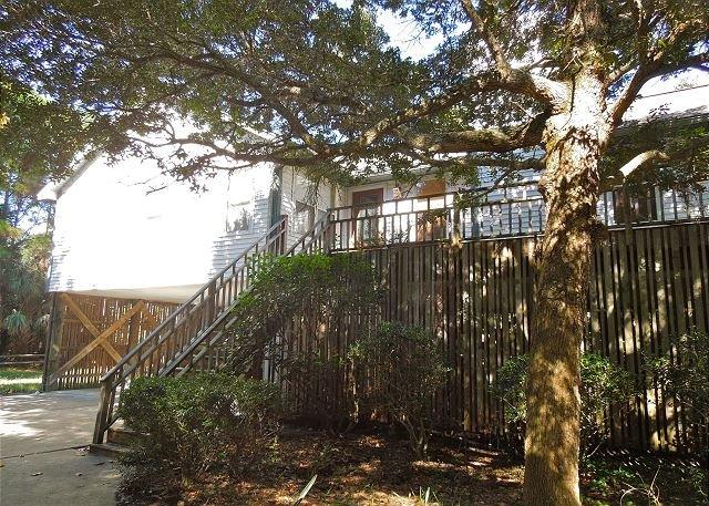 Exterior - Hudson Hideaway - Modern Home with Fireplace - Folly Beach - rentals