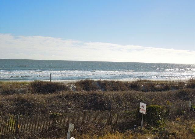Ocean View!! - Ocean Pointe Villa 101 - Unobstructed Beach and Ocean Views - Folly Beach - rentals
