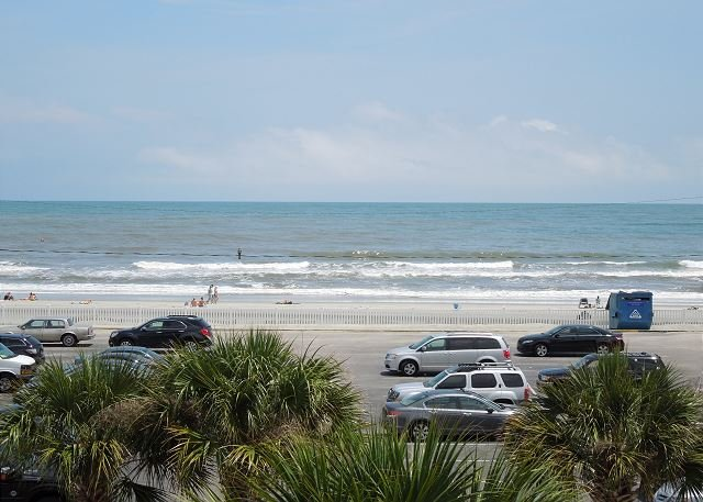 Ocean View - Pavilion Watch #2F - Great Views and Close to Downtown Folly - Folly Beach - rentals