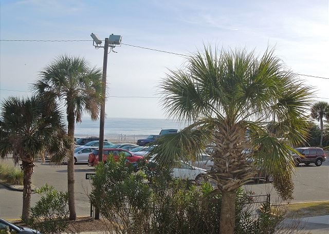 Steps from the Ocean - Pavilion Watch #3B - Beautifully Furnished Condo with Ocean Views - Folly Beach - rentals