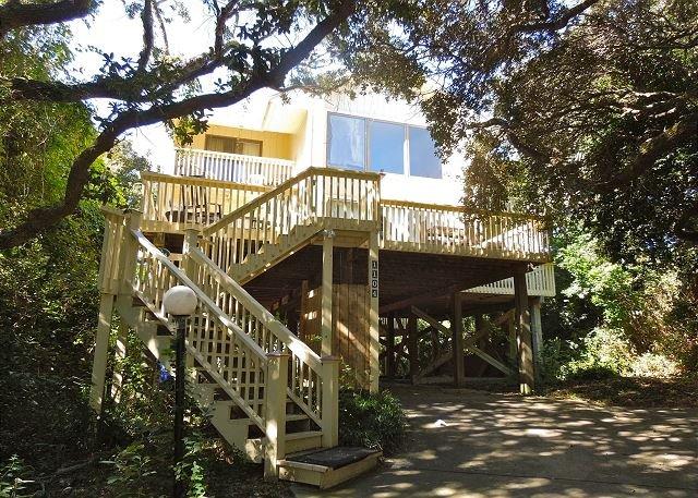 Exterior - Simple Pleasures - Enjoy the Simple Pleasures of Folly - Folly Beach - rentals