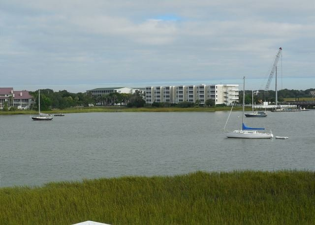 View - Water's Edge 118 - Stay on the Edge of Folly River - Folly Beach - rentals
