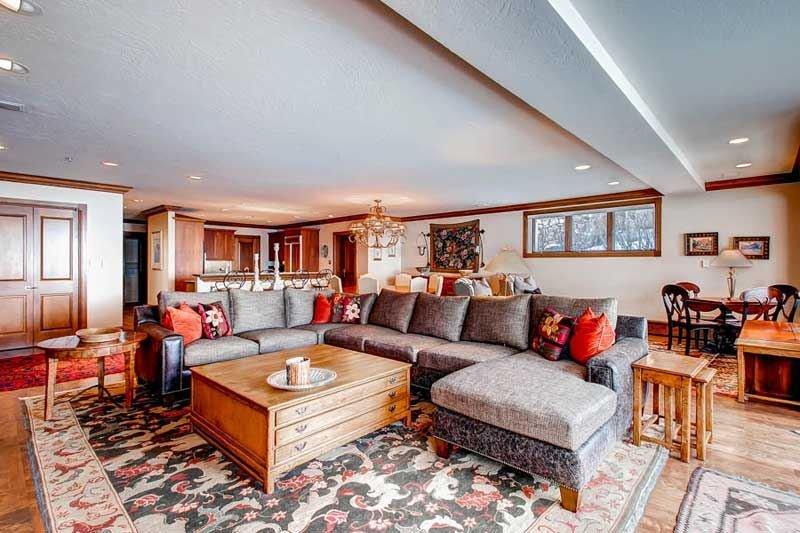 McCoy Peak Lodge 301 - Image 1 - Beaver Creek - rentals