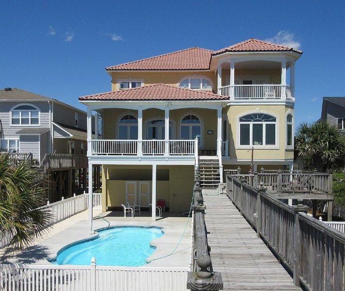 131 Ocean Isle West Blvd - Ocean Isle West Blvd. 131 - Casa Paradiso - Ocean Isle Beach - rentals