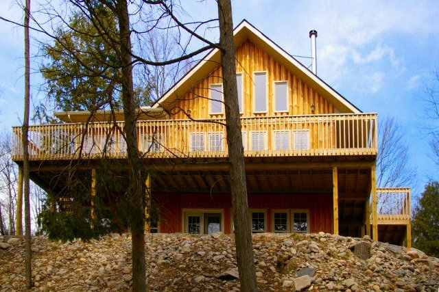 Exterior - The Priory - Magnetawan - rentals