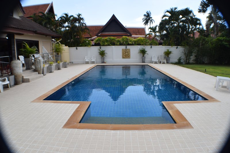 5 Bedroom private pool Villa - Image 1 - Rawai - rentals