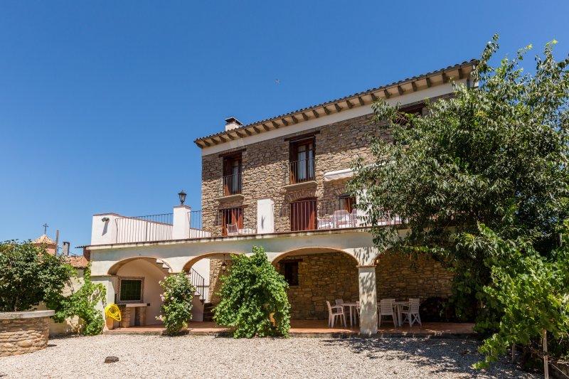 Casa Joan de Fontsagrada - Image 1 - Vilamitjana - rentals