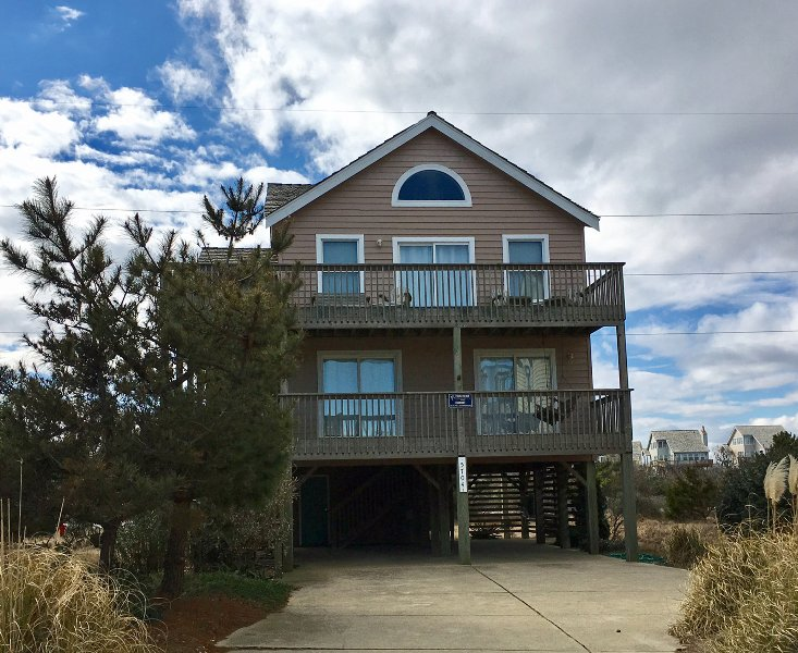 CHR001 - 5704 Sandbar Drive, Nags Head, NC - Image 1 - Nags Head - rentals