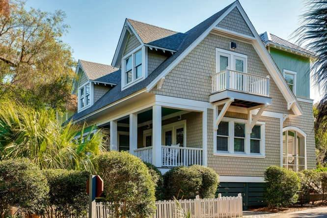 Conch Cottage - Image 1 - Bald Head Island - rentals