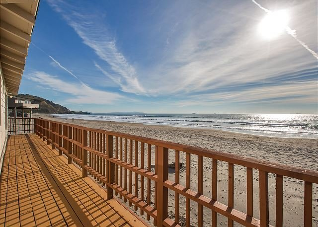The Viewing Deck - Cozy Oceanfront - Stinson Beach - rentals