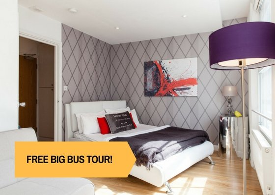 FREE BIG BUS TOUR (for 1 pax for a minimum stay of 3 nights) - SUPERB PICCADILLY!*DESIGN*3bed2bath* BRIGHT*SAFE*CLEAN*BIG* - London - rentals