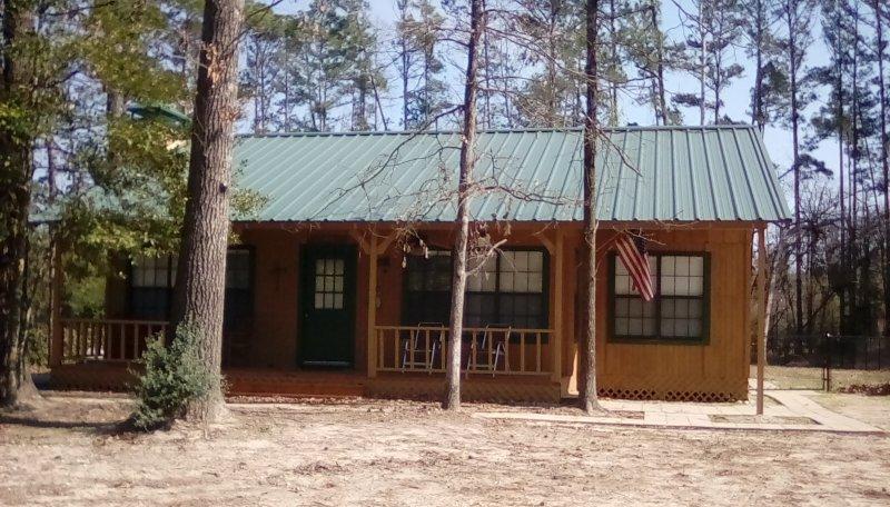 Cabin Rental In East Texas Piney Woods-Holly Lake - Image 1 - Hawkins - rentals