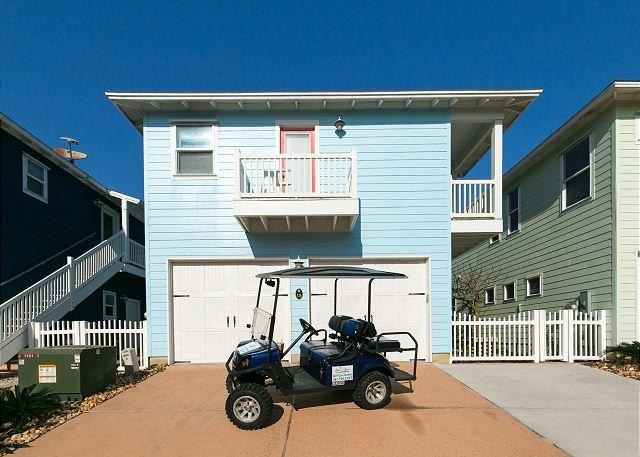 Free Golf Cart - Krusty Krab, 4 bedroom, 3.5 bath, Sleeps 12, WIFI Pets OK! *Golf Cart 4 seat - Port Aransas - rentals