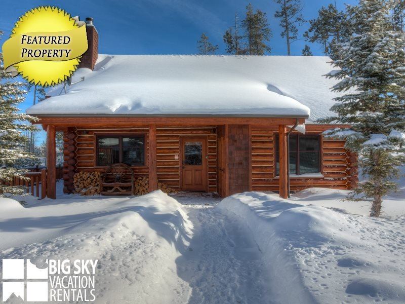 Big Sky Resort | Powder Ridge Cabin 4 Red Cloud - Image 1 - Big Sky - rentals