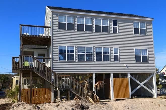 214 Palmetto Blvd -3 Gulls & A Buoy - Image 1 - Edisto Beach - rentals