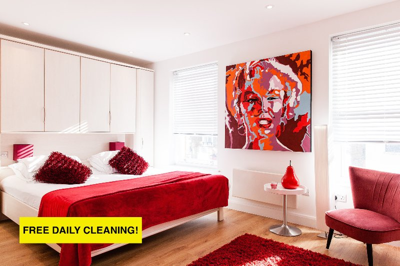 CLOUD88!*FANTASTIC 3BED/4BATH*FREE DAILY CLEANING*OXFORD STREET*DESIGN HOUSE*BIG - Image 1 - London - rentals