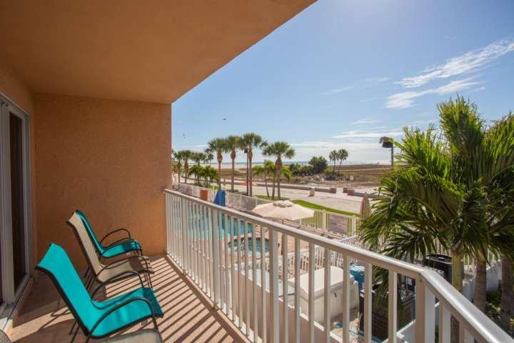 206 - Surf Beach Resort - Image 1 - Treasure Island - rentals