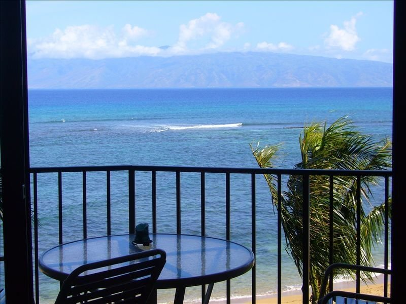 Gorgeous West Maui Valley Isle Direct Ocean Front 2Bd2Ba Suites-Awesome Sunsets! - Image 1 - Napili-Honokowai - rentals