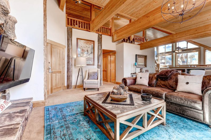 Black Bear Lodge #408C - Image 1 - Park City - rentals