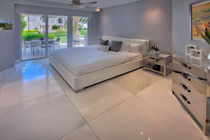 Newly renovated master suite with king bed and flat screen TV - ASK FOR DISCOUTNS - Luxury One Bedroom Suite on Fisher Island w/Ocean Views - Miami Beach - rentals