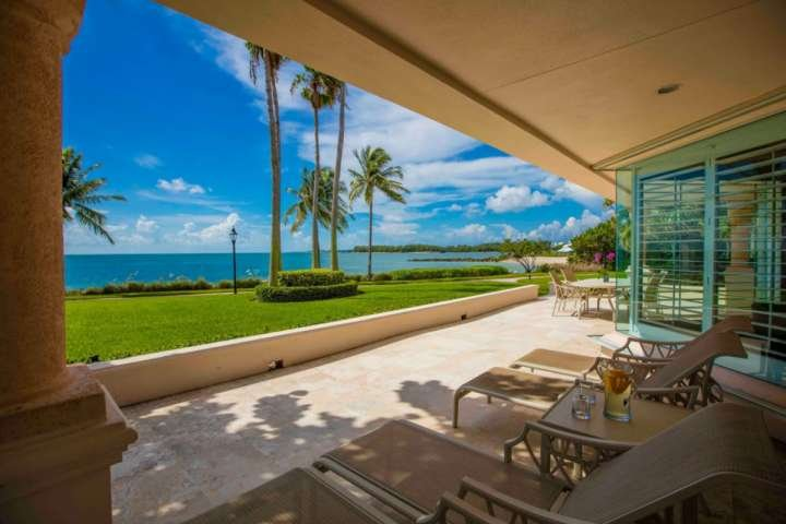Waterfront luxury at its finest on the exclusive Fisher Island - ASK FOR DISCOUTNS - Grandiose 3 Bedroom Ocean Front Villa on Fisher Island - Miami Beach - rentals