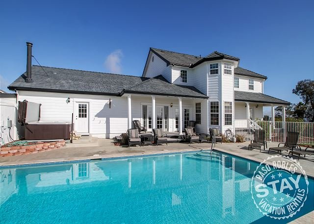 Beautiful and Spacious Country Home 1 Mile from Downtown - Image 1 - Paso Robles - rentals