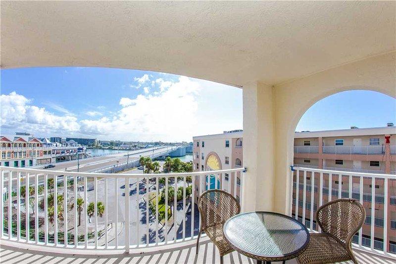 #501 Beach Place Condos - Image 1 - Madeira Beach - rentals