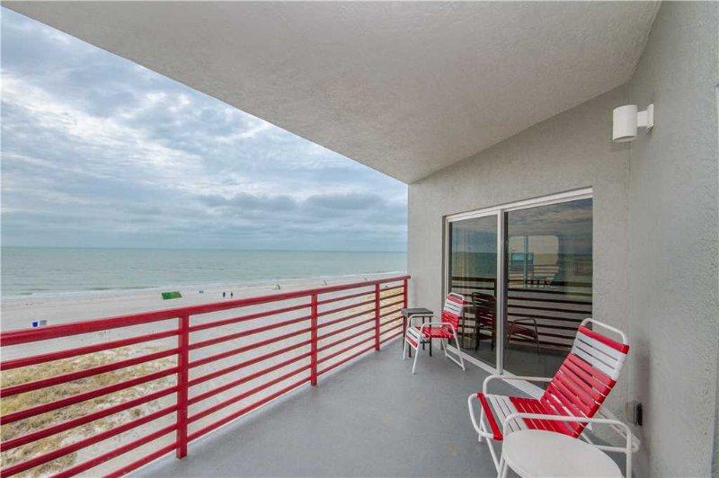#301 Crimson Condos - Image 1 - Madeira Beach - rentals