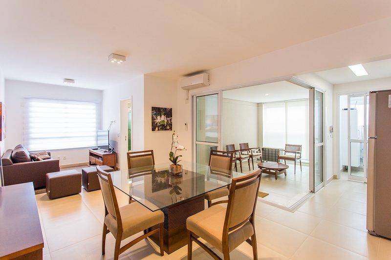 Brooklin Home Design XVII - Image 1 - Vila Mariana - rentals
