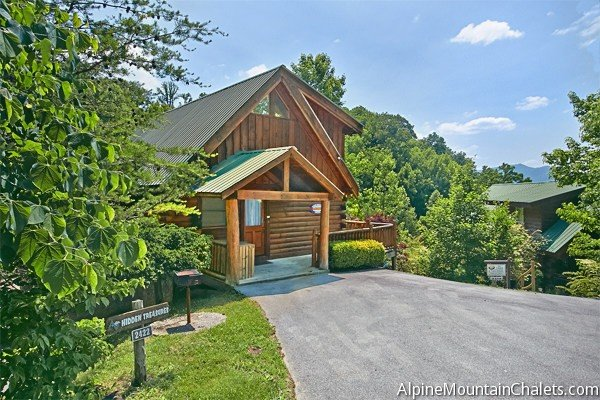 Hidden Treasures - Image 1 - Pigeon Forge - rentals