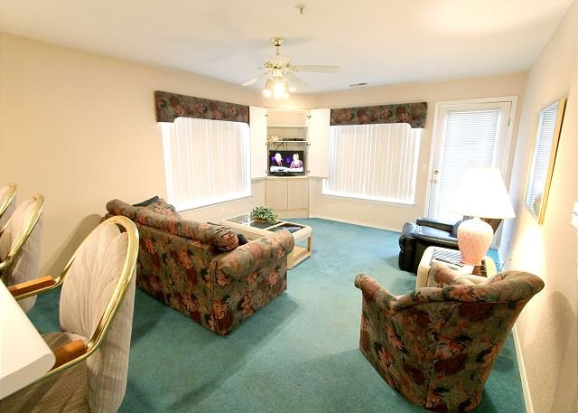 Over the Rainbow - Over the Rainbow - Comfy 2 bedroom, 2 bath condo located at Fall Creek Resort - Branson - rentals
