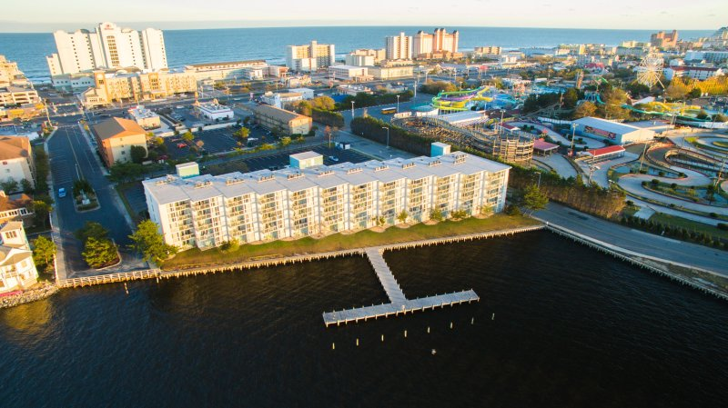 A Great Bay Front Condo With a Stunning View - Image 1 - Ocean City - rentals