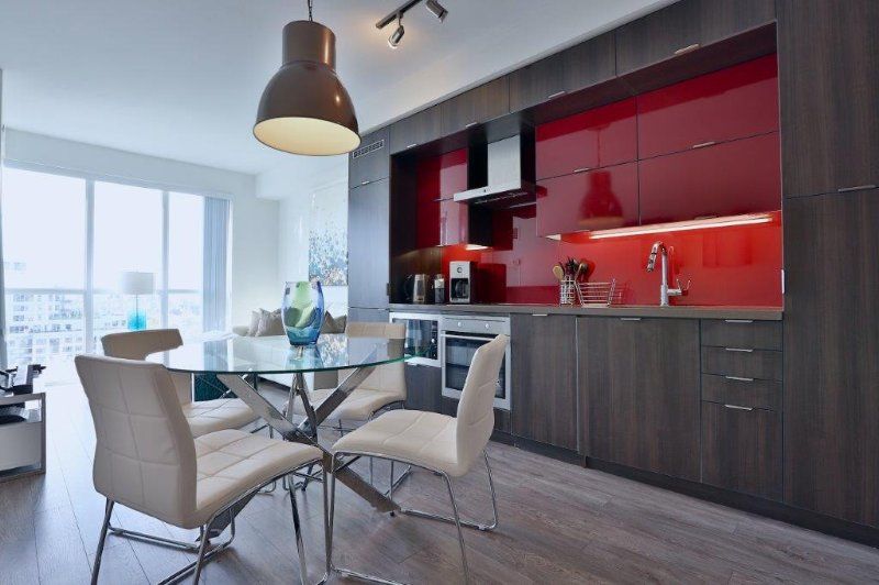 Sapphire - Luxury Furnished Condo All In King West - Image 1 - Toronto - rentals