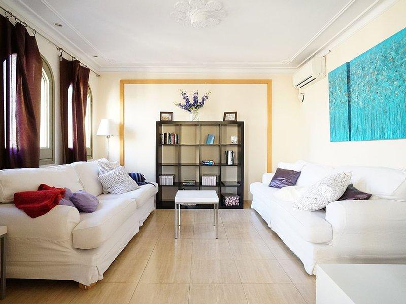 Apartment Barcelona XIX - Image 1 - Barcelona - rentals