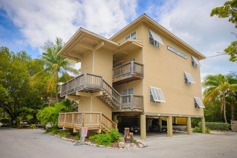 Exterior of Two Bedroom Deluxe at Coconut Mallory Resort and Marina - Coconut Mallory Resort 2 Bedroom Condo - Key West - rentals