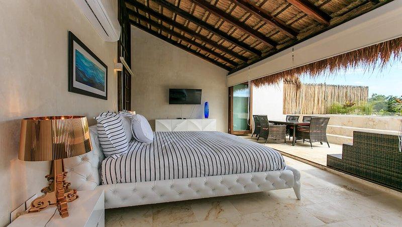 VR Artia penthouse Kukulkan - Image 1 - Tulum - rentals