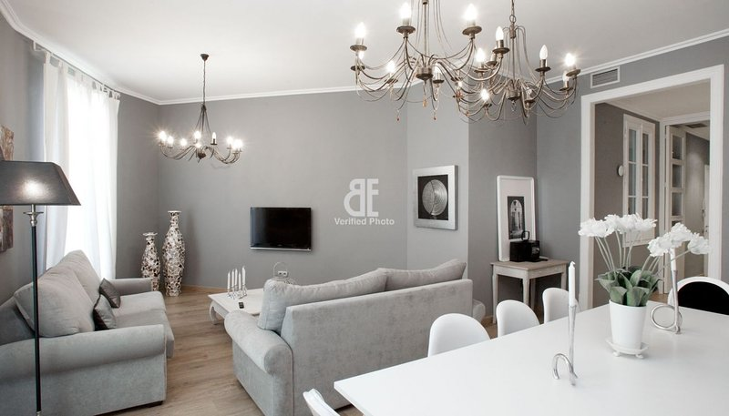 BCN Rambla Catalunya - Splendid, luxurious and spacious apartment with 4 - Image 1 - Barcelona - rentals