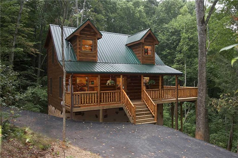 Seasons Of The Heart - Image 1 - Sevierville - rentals