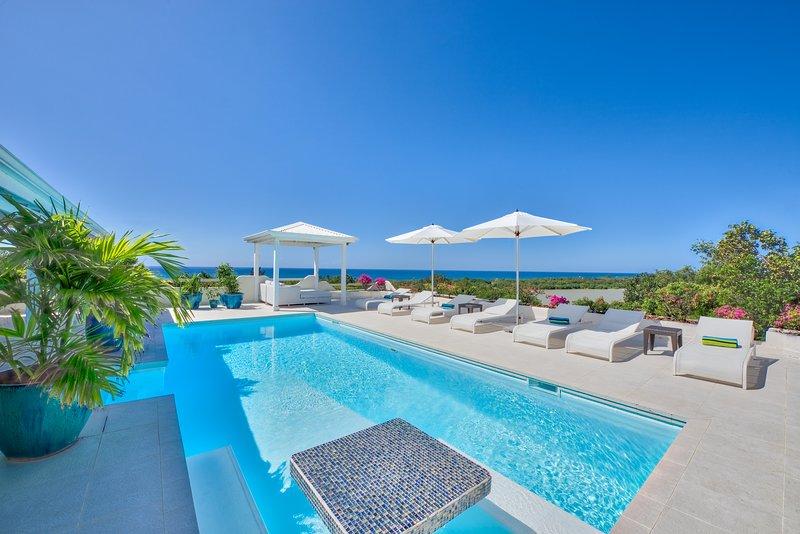 LA MAGNOLIA... Comfortable family villa in French St Martin - Image 1 - Terres Basses - rentals
