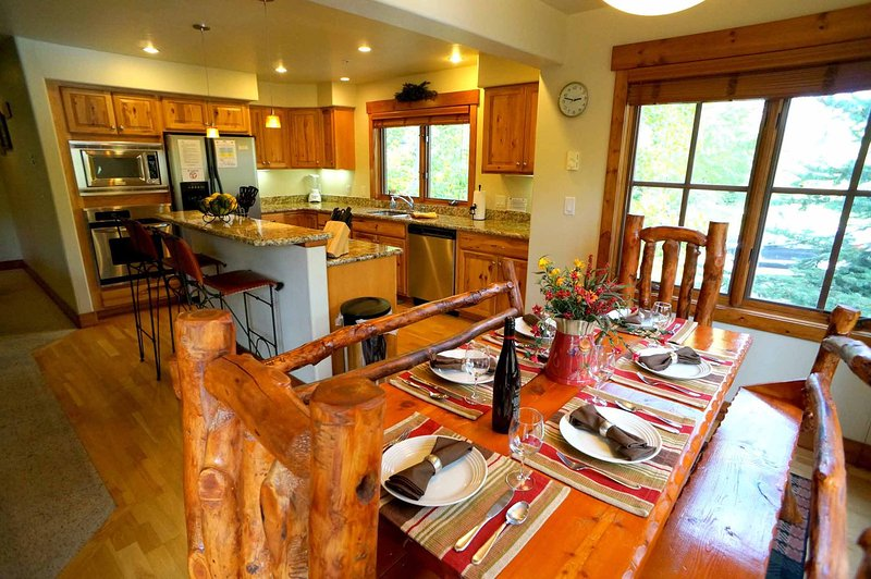Pines at Orehouse Condo #201 PH2 - Image 1 - Steamboat Springs - rentals