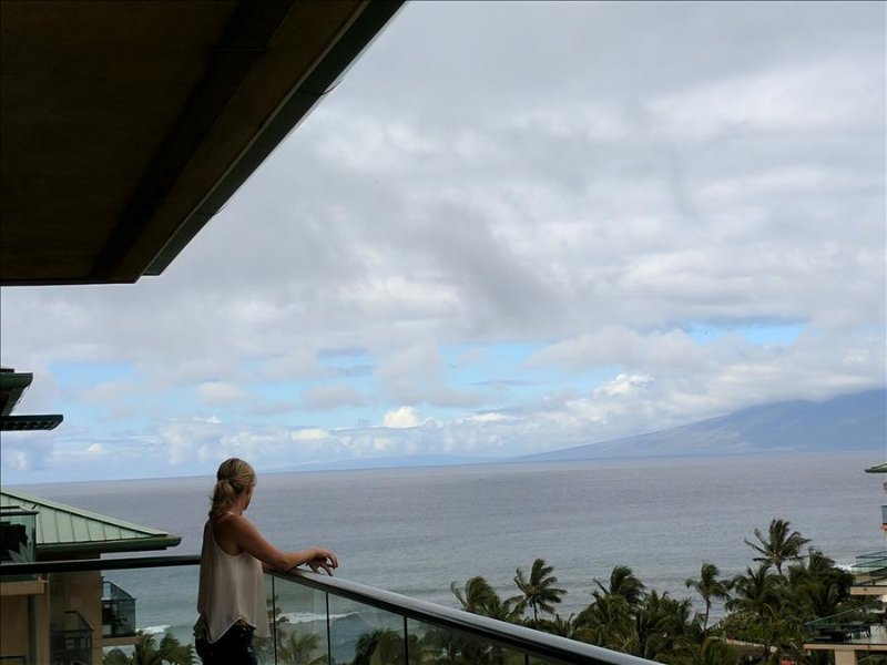 Maui Westside Properties: Hokulani 836 - Great Ocean and Mountain Views - Huge - Image 1 - Ka'anapali - rentals