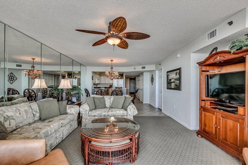 Building - Crescent Shores - S 1207 - North Myrtle Beach - rentals