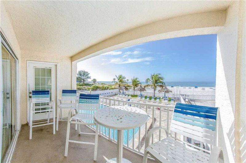 #107 Beach Place Condos - Image 1 - Madeira Beach - rentals